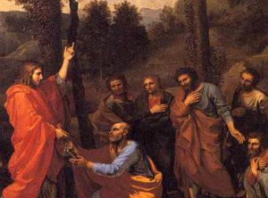 Ordination - Nicolas Poussin, 1636